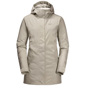 Jack Wolfskin Cold Bay Jacket Women, dusty grey
